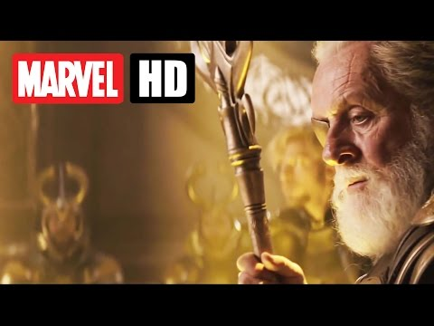 Thor: The Dark Kingdom -- offizieller Trailer 1 englisch | HD