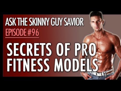 How To Be A Model: Steps To Becoming A Fitness Model