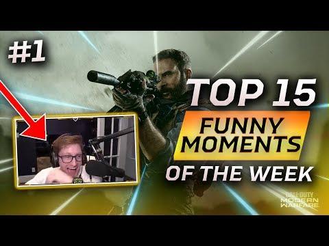 SCUMP vs BOT! - TOP 15 FUNNIEST MOMENTS #1 - Call of Duty Modern Warfare