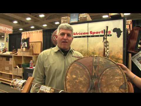African Sporting Creations- Dallas Safari Club Show 2014