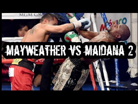 Floyd Mayweather vs Marcos Maidana 2 - Full Fight