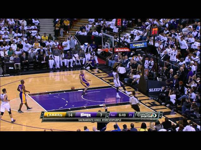 Top 10 NBA Plays: December 6th