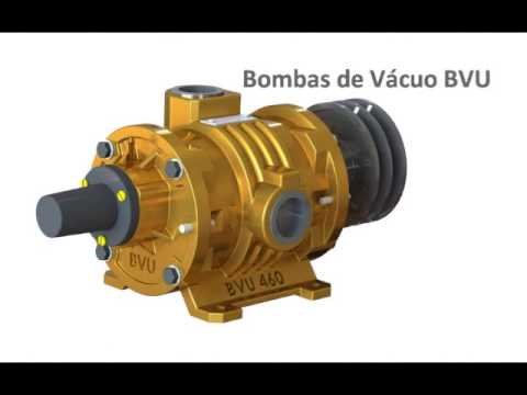 Usicosta - Bomba de Vácuo para Ordenhadeiras BVU