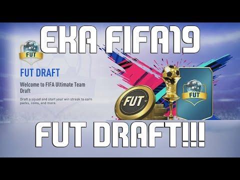 EKA FIFA 19 FUT DRAFT!!!
