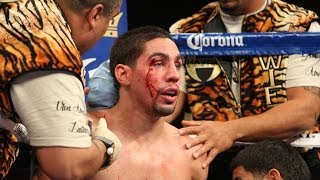 DANNY GARCIA VS MAURICIO HERRERA KO TKO HIGHLIGHTS FULL
