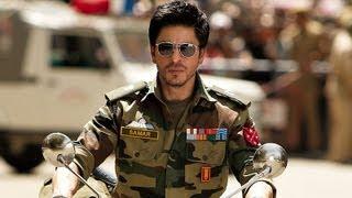 Major Samar Anand Bomb Disposal Squad Shahrukh Khan