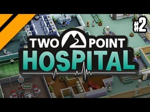 Day[9]'s Day Off - Two Point Hospital (sponsored) P2