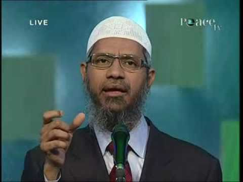 Dr Zakir Naik and Oxford Union Debate Address 1 of 7.flv