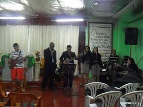Shirley Carvalhaes - Basta uma palavra - grupo nova aliança