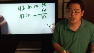 Math Lessons : How To Convert Inches Into A Fraction