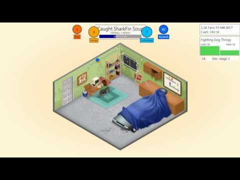 Game Dev Tycoon - Playthrough - Episode 3 - Under the sheet...