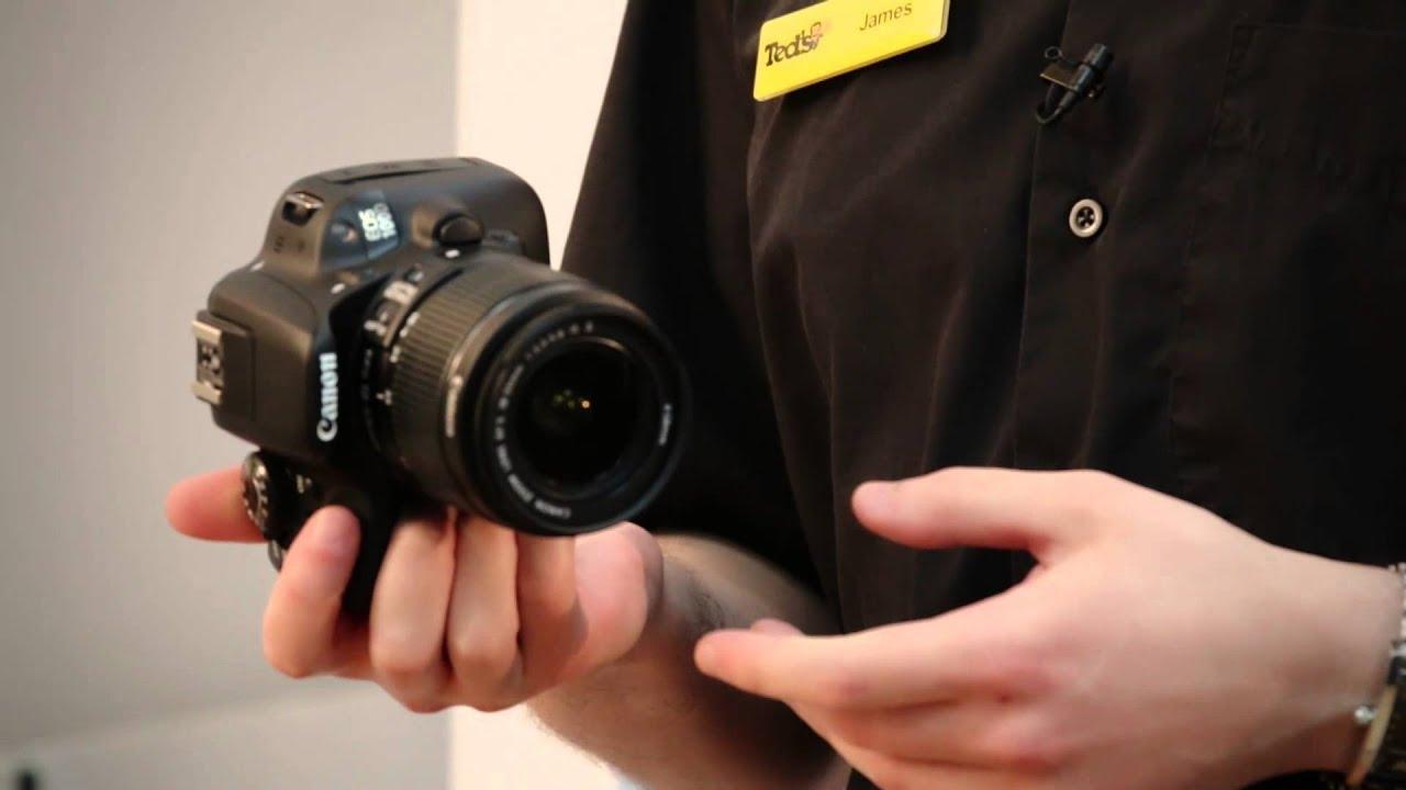 Canon eos 100d vs canon eos 700d comparison youtube for Housse canon 700d