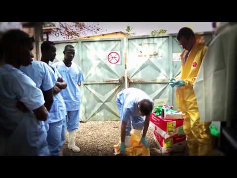 Ebola Outbreak - Up Close and Personal in Guinea | MSF - Medecins Sans Frontieres