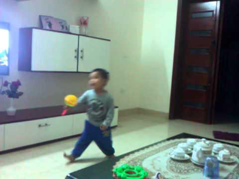 Xoá hết của ca sĩ Du Thiên (bé 3 tuổi hát)