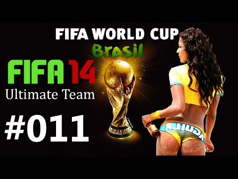 FIFA 14 World Cup Ultimate Team #011 Wird Jogi Löw gefeuert? | Gameplay Deutsch German PC HD UT