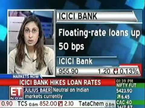 ICICI Bank hikes lending rates by 50 bps