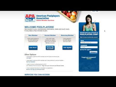 How to Print Your APA Membership Card
