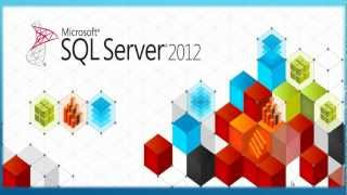 Descarga E Instalacion SQL Server 2012.