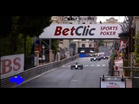 Rosberg Wins in Monaco GP 2014