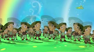 Jam Jam Jambura Full Song From Chhota Bheem And The Curse