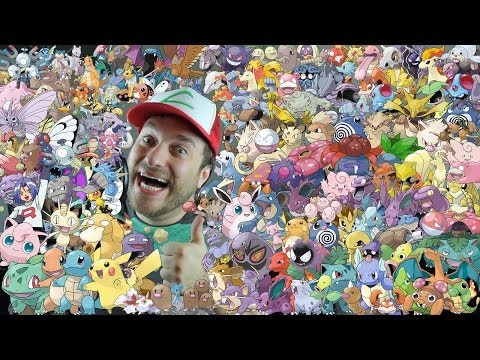 151 Pokémon Impressions