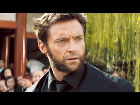 The Wolverine Trailer - Hugh Jackman
