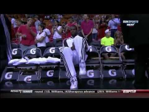 March 24, 2014 - ESPN 2 - Game 69 Miami Heat Vs Portland Trailblazers - Win (48-21)(NBA Tonight)