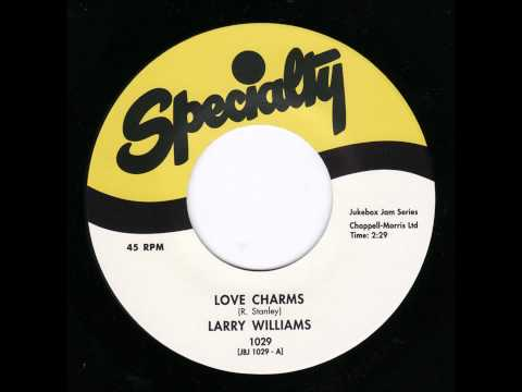 Thumbnail of video Larry Williams - Love Charms