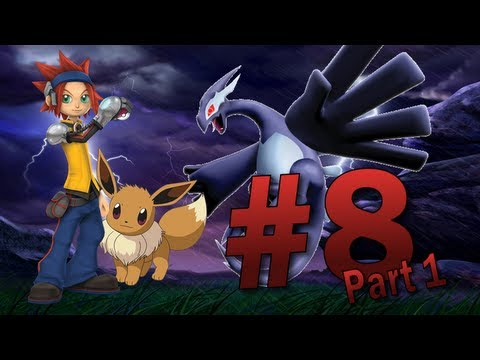 Pokemon XD: Gale of Darkness (Let's Play/Walkthrough) - Part 8 (1/2): The Hexagon Brothers