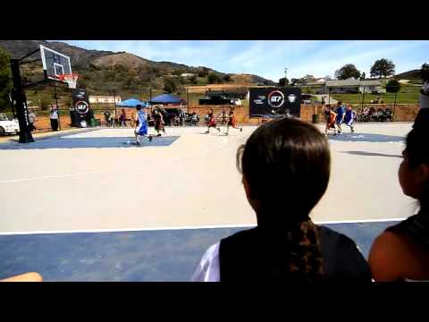 Nike N7 Court Dedication at La Jolla Reservation