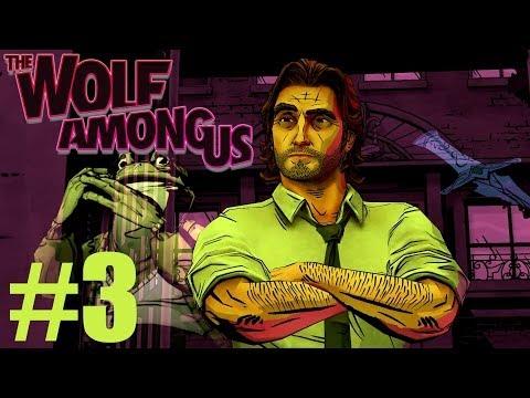 The Wolf Among Us - Part 3 | LIAR LIAR PANTS ON FIRE | Gameplay Walkthrough