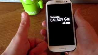 How To Root Samsung Galaxy S3 I9300 4.3 (Jelly Beans