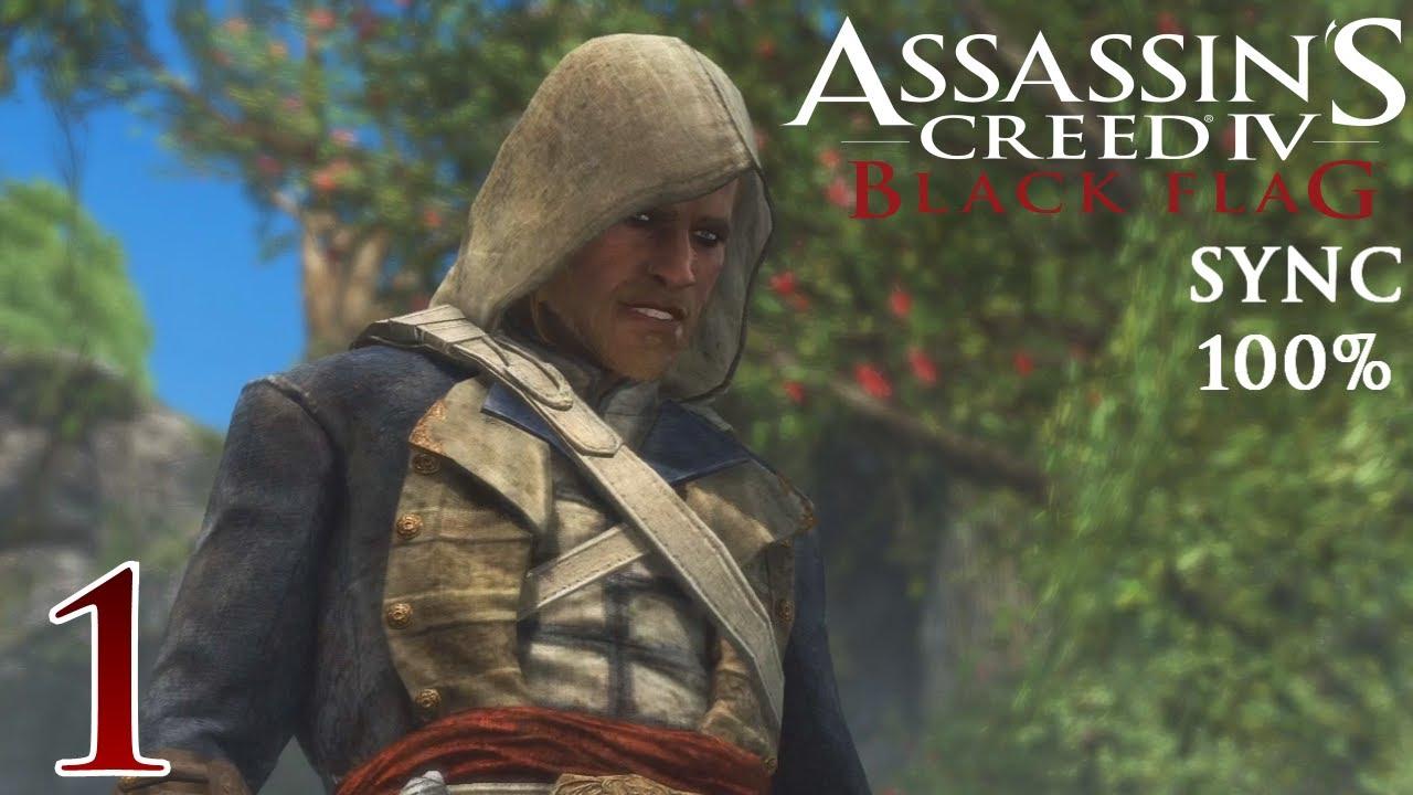 Assassin's Creed 4: Black Flag (ITA)-1- Edward Kenway ...