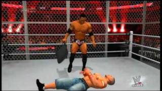 Test Review : WWE Smackdown Vs Raw 2011 (Xbox 360)