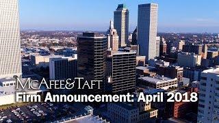 Firm Announcement: April 2018