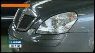 New Chinese Car Crash Test Disaster - 2006 Brilliance BS6