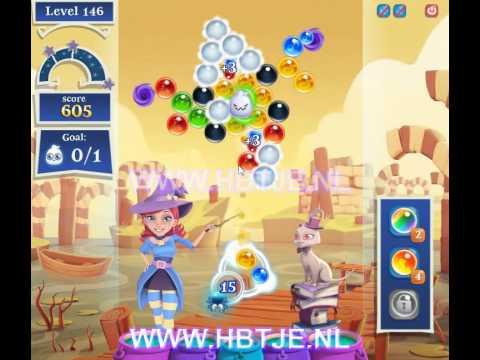 Bubble Witch Saga 2 level 146
