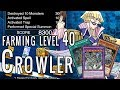 F2P How To Farm Crowler LV 40 At The Gate 95 Win Rate 2018