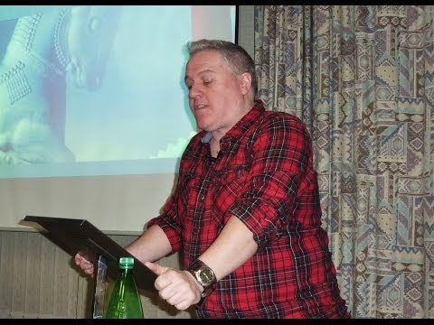 Edinburgh Iranian Festival 2011 - Lecture on Ancient Persia by Dr Lloyd Llewellyn Jones - Part 1