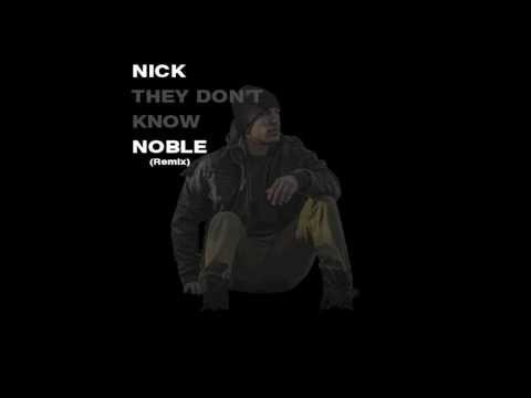 Rico Love - They Don't Know (Nick Noble Cover/Remix)