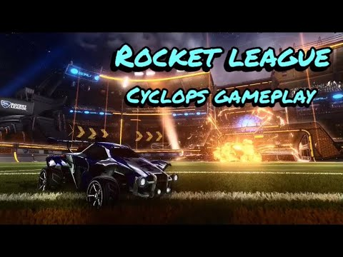 Rocket League Cyclops gameplay