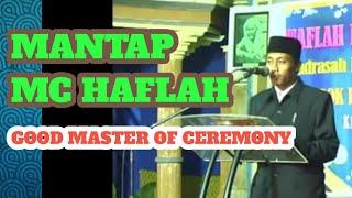Contoh MC Haflah