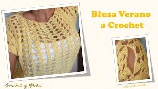 New - Blusa Tejida A Crochet De Verano 2mapaorg | bunda-daffa.com