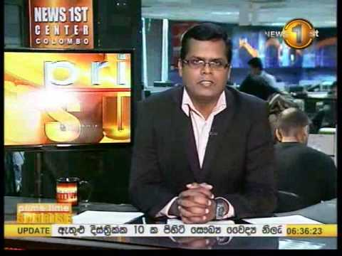 prime time sirasa sunrise news 07th march 2014