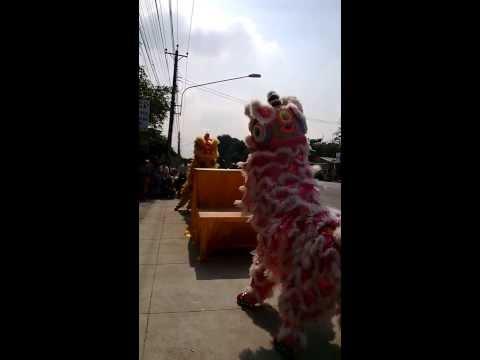 lan nhay ban cua doan lan su rong Toan Thang Duong-Binh Duong