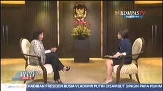 Bincang Bersama Susi Pudjiastuti Parawansa Menteri