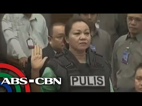 'Truth' might save Napoles from perjury raps