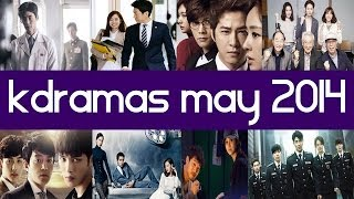 Top 8 New 2014 Korean Dramas [ May ] Top 5 Fridays