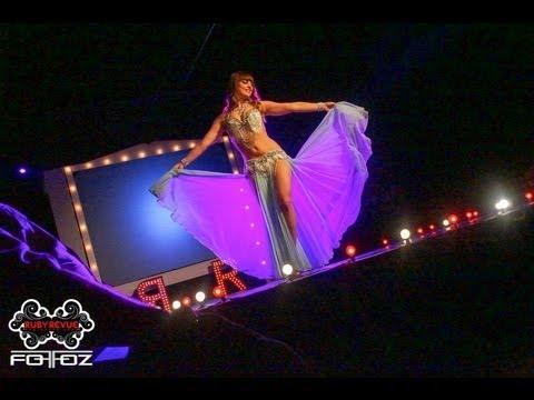 Alia Mohamed - Vintage Belly Dance - Bouzouki Belly Dance