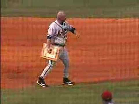 Minor League Braves Manager Phil Wellman Goes Nuts, The one The Only.. Phil Wellman!! He seems a little upset over a call, enough to throw a tantrum so bad that he tosses a grenade! LOL